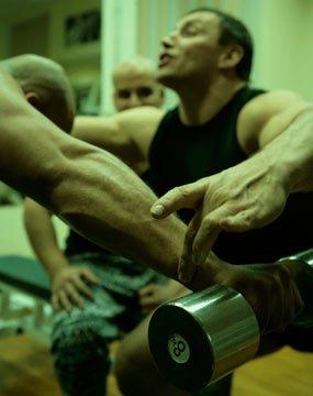 Персональные тренировки в спортзале Тимур GYM