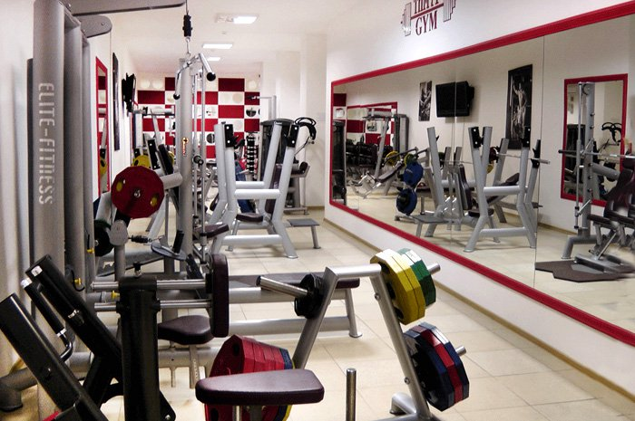 Try out one of the best gyms in Kiev